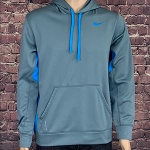 Nike Men's Therma Fit Pullover Hoodie Sweater
